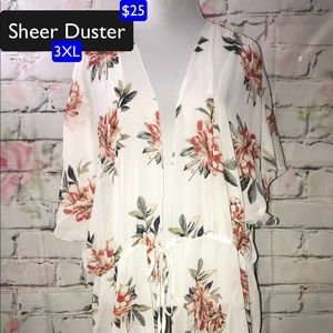 Other - Sheer Duster